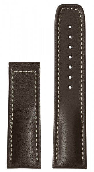 PRIMUS Calf leather strap brown (without clasp)