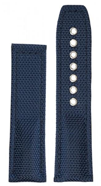 PRIMUS Textilarmband blau (ohne Schließe)