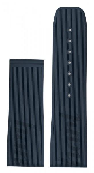 PRIMUS Kautschukarmband blau (ohne Schließe)
