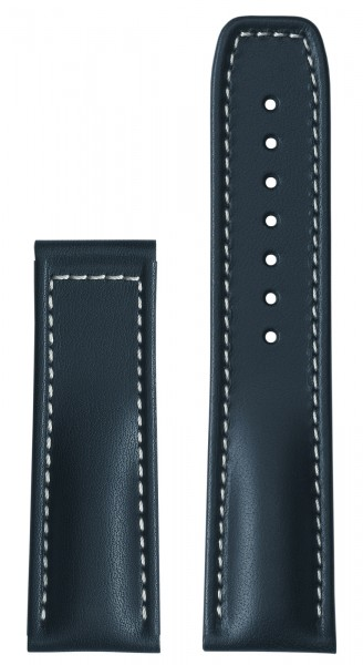 PRIMUS Calf leather strap blue (without clasp)