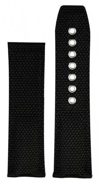 PRIMUS Canvas strap black (without clasp)