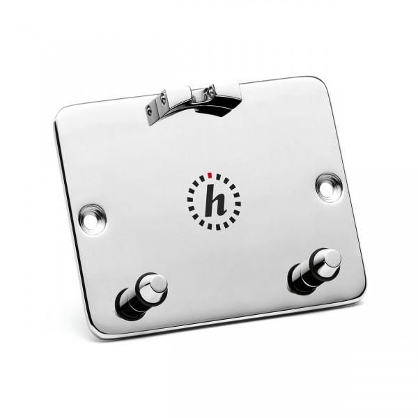 Dashboard Platte für eine Uhr