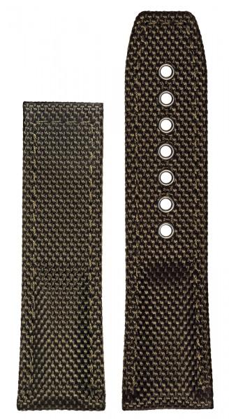 PRIMUS Textilarmband grün (ohne Schließe)